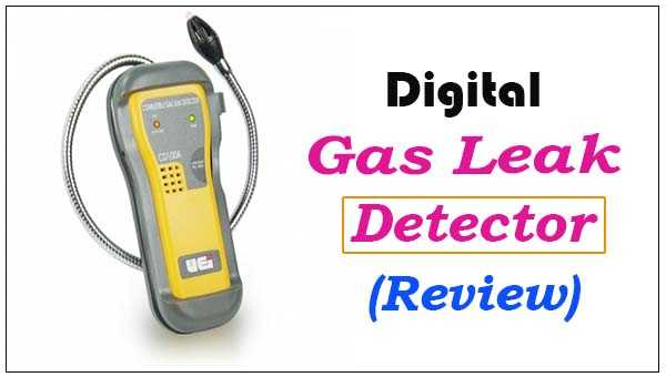 Digital Gas Leak Detector Review – You Must Know (2019)