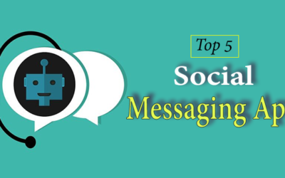 Top 5 Social Messaging App (2020)